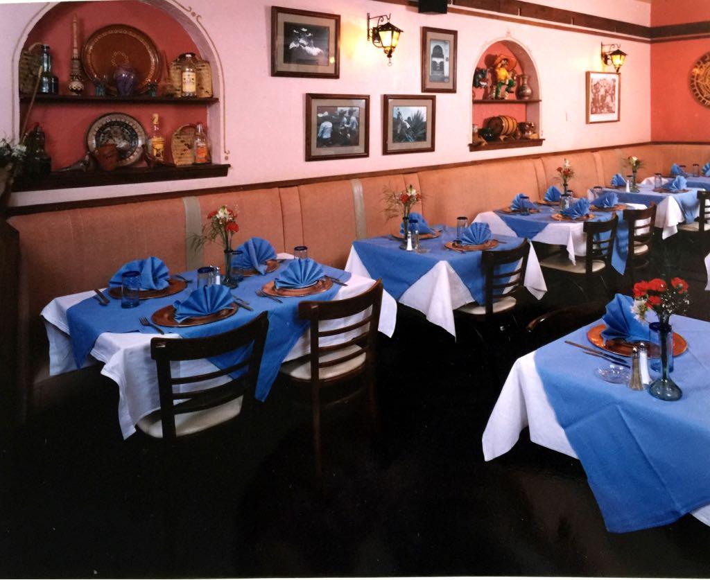 Tequilas Restaurant 215 546 0181